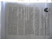 Sovereign letter.