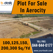 Plots for Sale in Aerocity