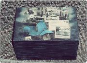 Vintage κουτί