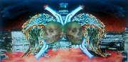 L.F.G Twin Pipes