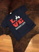 Youth LOVE Rodeo Life Barrel Racer