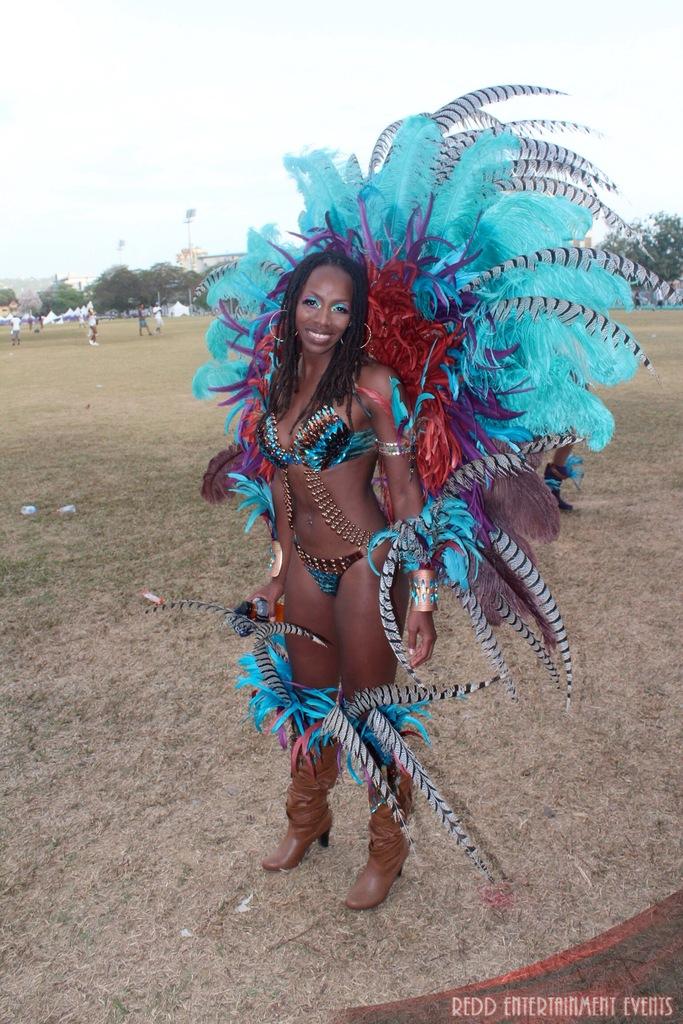 Trinidad Carnival 2K14