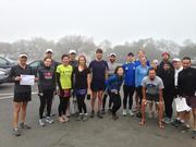 December Monthly Trail Run - Almaden Quicksilver