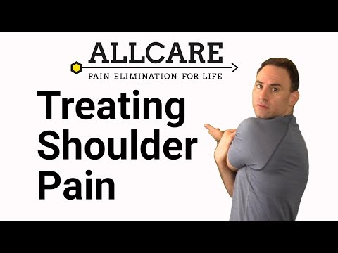 Shoulder Pain Physical Therapy in Brooklyn - Allcare Physical Therapy