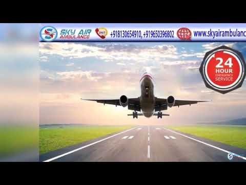 Rent Air Ambulance from Ranchi with Expert Medical Team