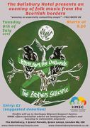 Folk Music at The Salisbury for HMSC - Tuesday 9th July