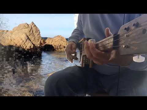Cigar Box Guitar/Surfing The Partagas Blues