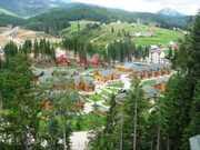 Bukovel - le centre de repos dans les Carpathes