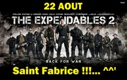 The Expendables 2 - Saint Fabrice