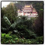 Zhinan Temple Taipei Taiwan