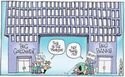 Big Governments and the Big Banks