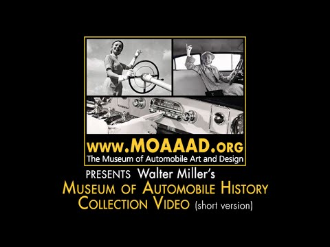Museum of Automobile History - Walter Miller Collection