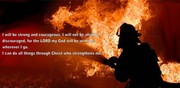 Lean on the Lord When it Gets HOT!