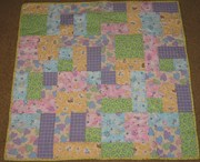 Baby Quilt-sold