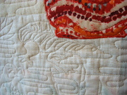 Desert wall hanging, custom quilting by Bonnie Sneed for Kaye HSC02841