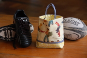 sweet treat rugby tote