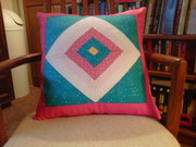 Shadowed Square Pillow