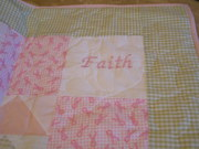 Quilt made with Love