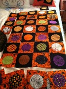 Fall/Halloween Quilts