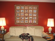 Designated Memory Quilt Wall