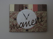 A Moment IN Time Clock