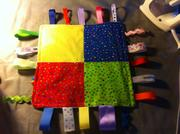 Taggy Blanket for Sydney