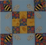 Honey Bee block for Denise