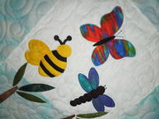 Connie's Bee, Butterfly, & Dragonfly