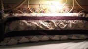 Patchwork Body Pillow Case