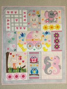 Baby Girl Townsend Baby Quilt