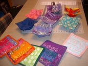 Pot holders and bowl cozies