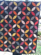 Classic Orange Peel Quilt