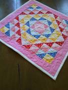 Doll Quilt for My Grandniece