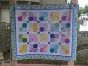 Forever Friends Butterfly Quilt