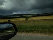Some hills ringing Cromar