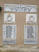 War Memorial, Tomintoul
