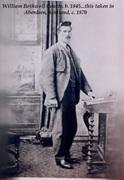 William Bothwell Coutts, b.1845...Aberdeen, Scotland, c. 1870