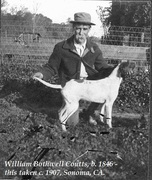 William B. Coutts (1907)...courtesy of Kimberly A. Coutts.