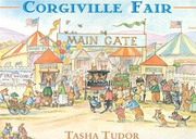 "For Those Inspired by Tasha Tudor's ""Corgiville Fair"""