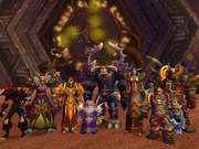 Anthropology of Virtual Worlds and MMORPGs