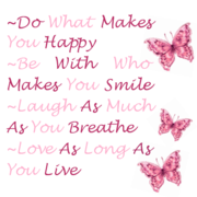 Lovely Sayings :)