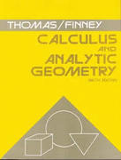 MTH104 Calculus and Analytic Geometry