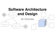 CS603 Software Architecture and Design