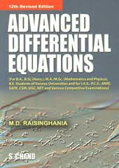 MTH701 Advanced Differential Equations