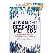 STA730 Advanced Research Methods