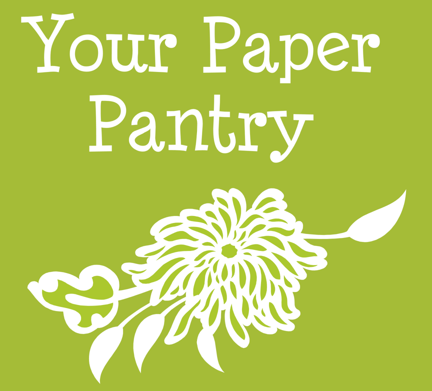 Your Paper Pantry Logo