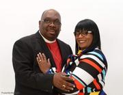 Bishop and Lady Hanna