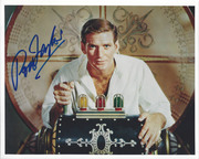 "Rod Taylor  Signed ""The Time Machine"" 10x8 Color  Photo"