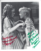 """Dennis the Menace"" North & Russell 8x10 Signed Photo"