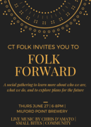CT Folk Forward: meet-and-greet
